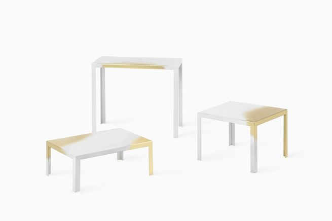 mist tables by nendo