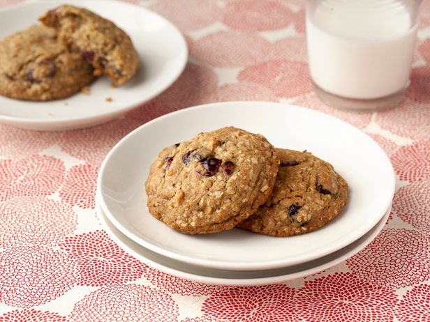 Guy's Craisy Oatmeal Cookies