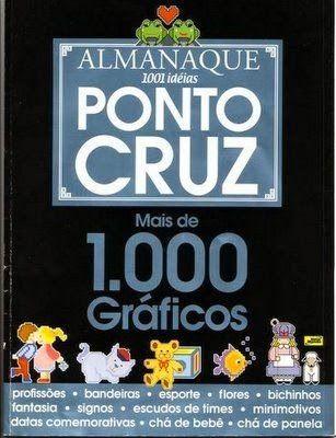 Almanaque en punto de cruz - Revistas de manualidades Gratis