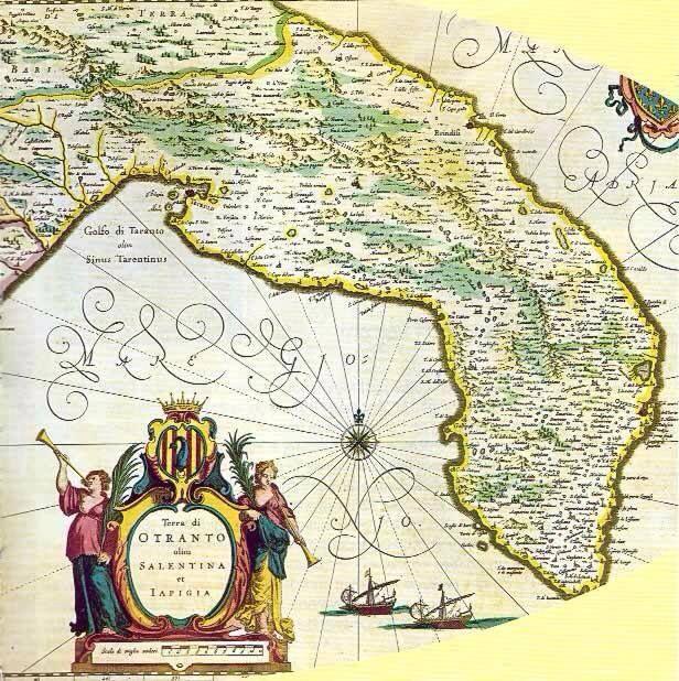 L'Antico Salento: Province di Brindisi, Lecce e Taranto