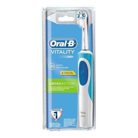 Brosse à dents électrique rechargeable Oral-B Vitality CrossAction