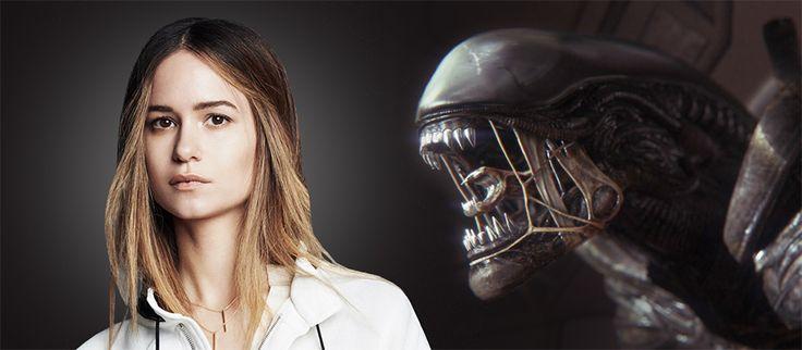 Couverture de l'article Alien Covenant : Katherine Waterston rejoint le casting de la suite de Prometheus