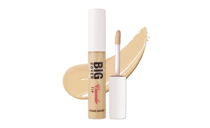Консилер Big Cover Tip Concealer, Etude House