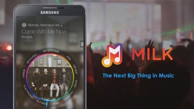Samsung is closing Milk Music on September 22