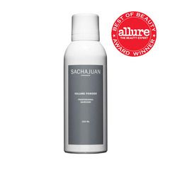 What: A powder-based spray that creates volume on Beauty Sage.