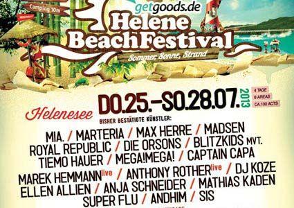 Marteria Helen Beach Festival 2013 #Marteria #Helenebeachfestival #Musik #Rap #HipHop #Frankfurt
