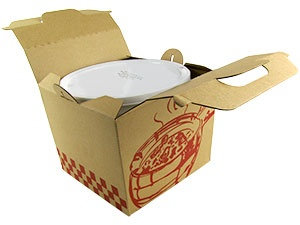 1 Gallon Soup-N-Serve Take Out Container 15/CS