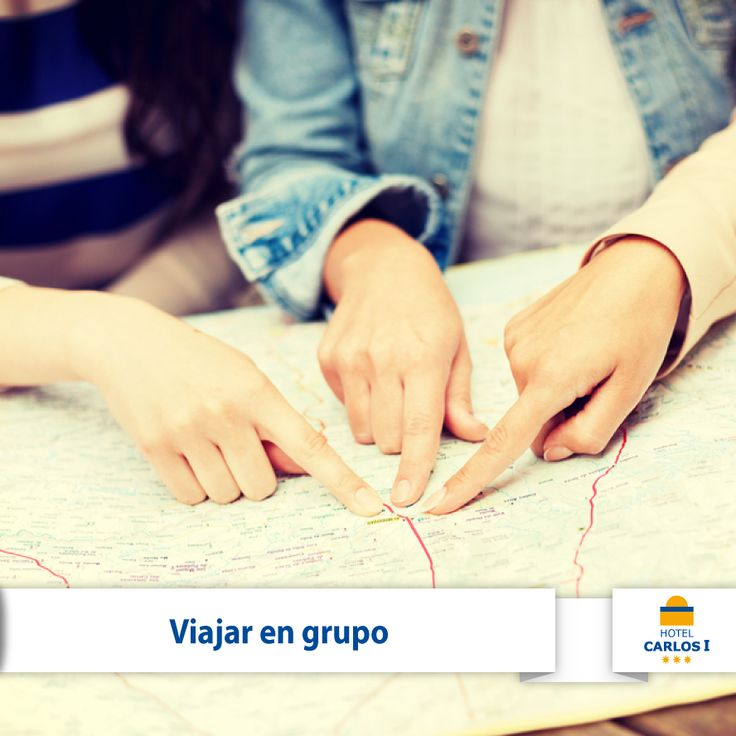 ¿Conocéis las ventajas de #ViajarEnGrupo? Hoy os contamos en nuestro blog lo buena que es esta experiencia y más si te alojas con nosotros :)