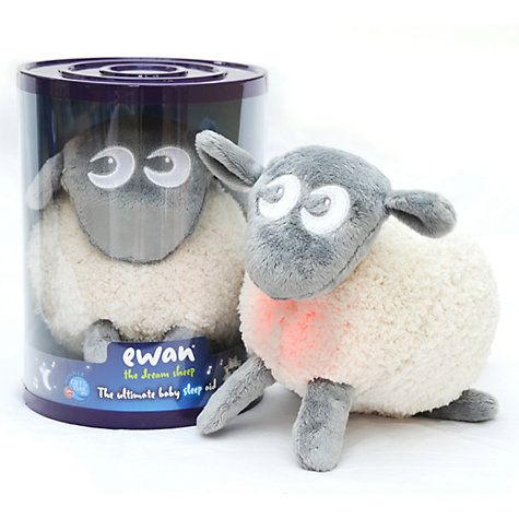 Buy Ewan The Dream Sheep, Grey Online at johnlewis.com