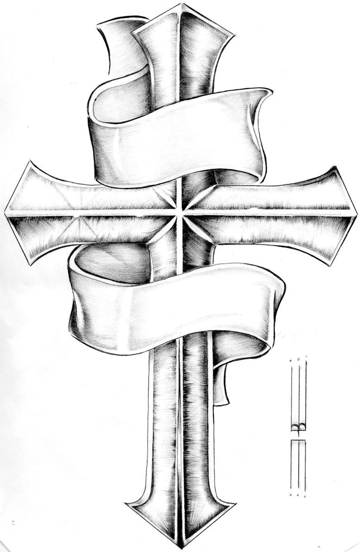 Image detail for -cross tattoo by kadeshra khol designs interfaces tattoo design 2010 ...
