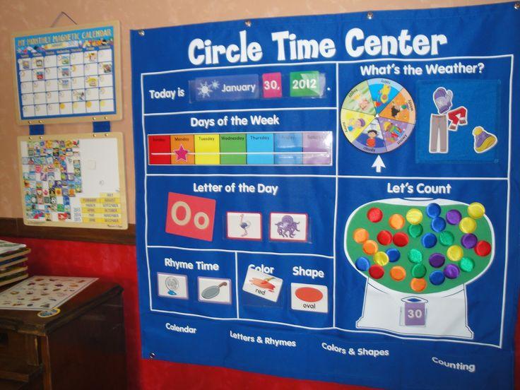 Calendar Kindergarten Zip : Best images about preschool calendar circle time on