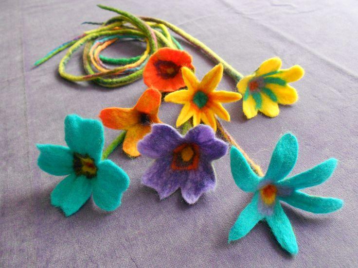 eenvoudige bloemen die je met kinderen kunt maken