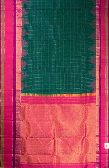 Kanchivaram Silk L01613   Lakshmi