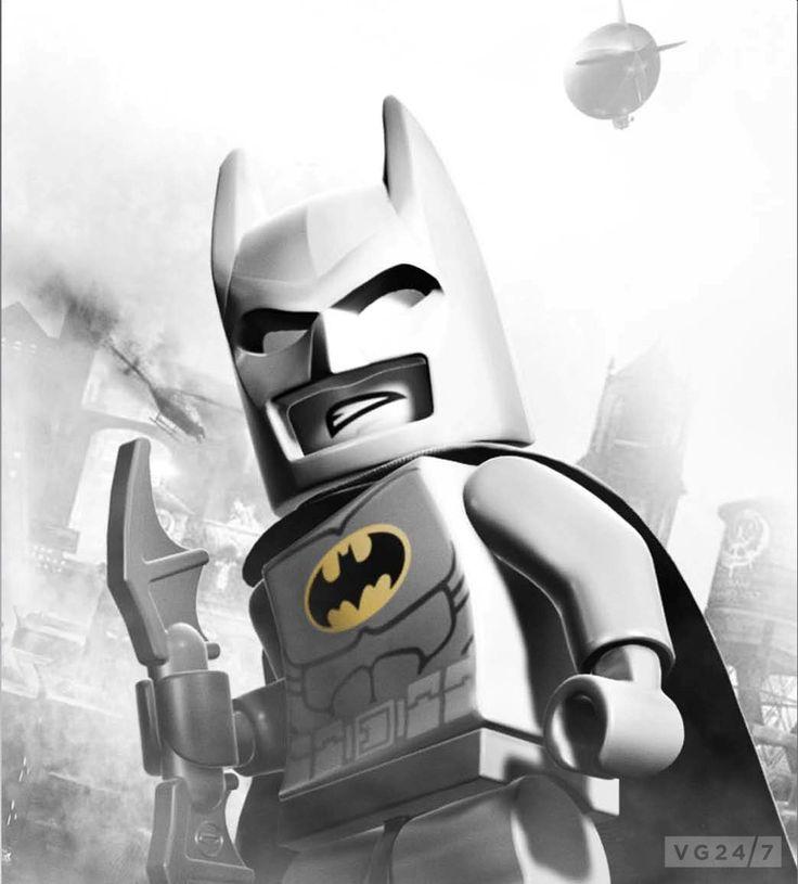 More Lego Batman 2 Black and White Teaser Pics