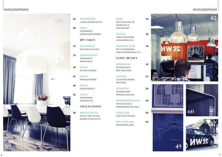 Index Internship Report Design By Laura Van Der Schuit