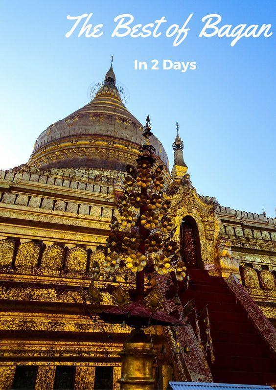 The Best of Bagan in 2 Days - Eat Sleep Breathe Travel