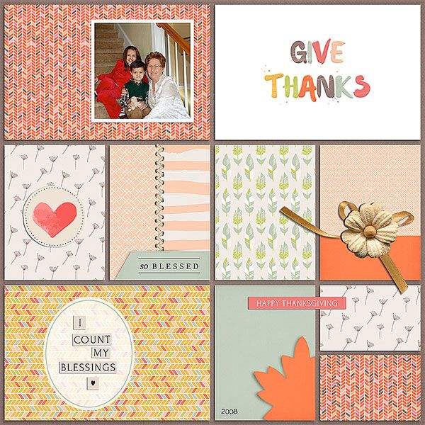 life in harmony-blessing - designed by soco and ange designs http://www.oscraps.com/shop/Life-In-Harmony-Blessings-Bundle.html
