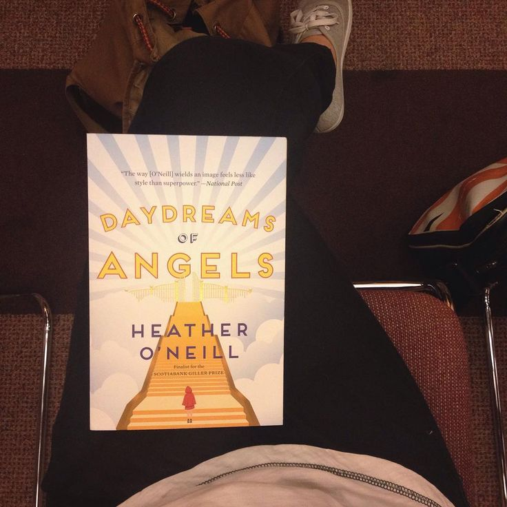 Daydreams of Angels by Heather O'Neill (HarperCollins Canada) #CanLit
