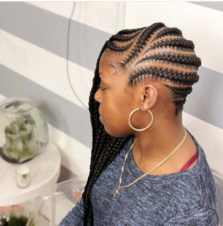 Braids With Images Feed In Braids Hairstyles Natural Hair