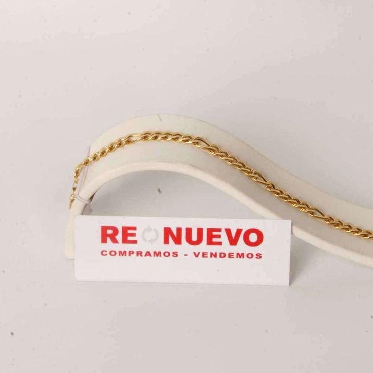 Pulsera de oro de segunda mano de 18 kts. E275320 | Tienda online de segunda mano en Barcelona Re-Nuevo