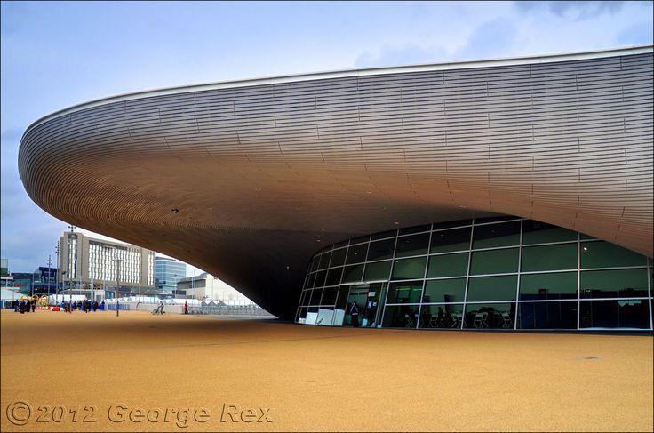 London Aquatics Centre / Exterior | Flickr - Photo Sharing!