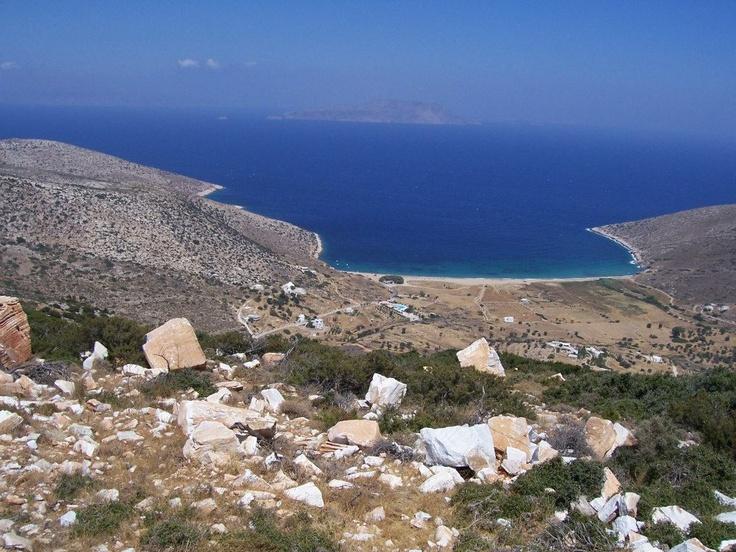 Agia Theodoti Bay, Ios island, Greece