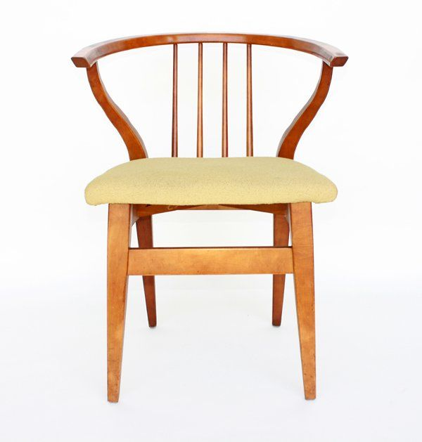 Heywood Wakefield: Classic mid-century modern seating from the American furniture company Heywood Wakefield.  Add a touch of modern to your event with this pair of chairs!