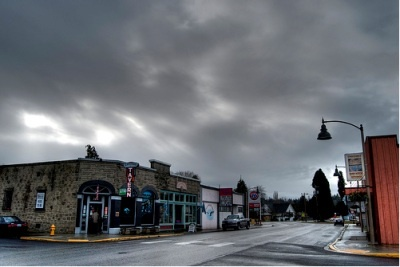 Midget town tenino washington