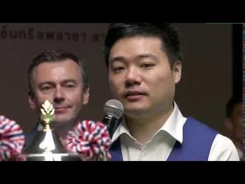 SNOOKER TV - Ding Junhui wins the SangSom 6 Red World Championship