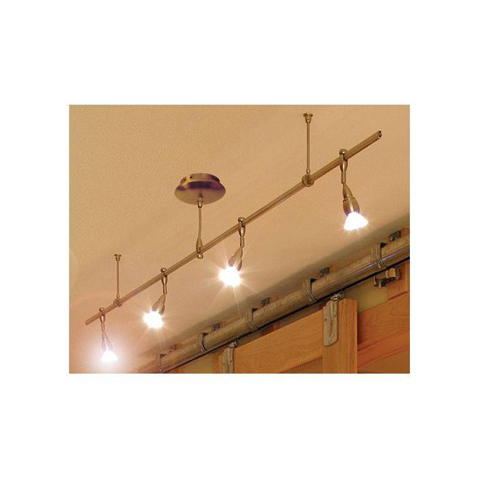 Viac ako 25 najlepch npadov na pintereste na tmu modern track monorail 4 light straight full track lighting kit reviews allmodern aloadofball Image collections
