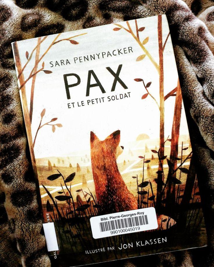 Pax et le petit soldat 😍