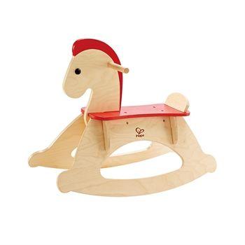 Hape Rock and Ride Rocking Horse #ridenwalk #rideandwalk #toys #kidstoys  #wheels #vancouver #horse #rockinghorse