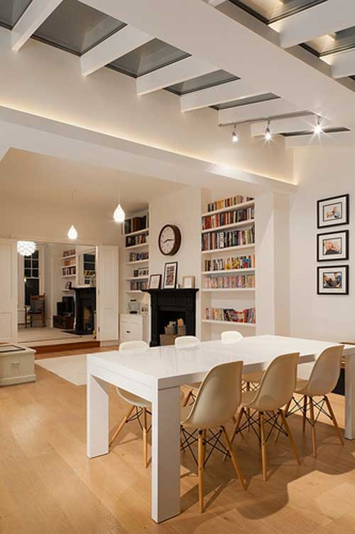 Dining Room And Kitchen Extension