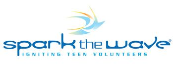 Spark the Wave:  An organization that inspires teens to volunteer