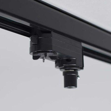 Pendelleuchten Adapter für 3-Phasen-Schienensystem schwarz #Innenbeleuchtung #Lampe #Spot #Light