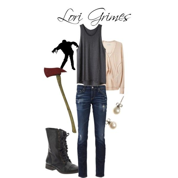 Walking Dead Polyvore Clothes