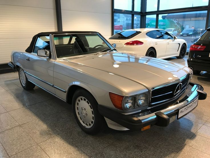 (221) FINN – Mercedes-Benz SL