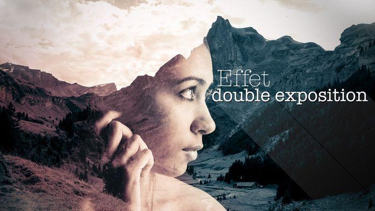 Tuto double exposition