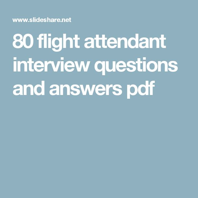 The 25+ best Interview questions with answers ideas on Pinterest - how to answer interview questions