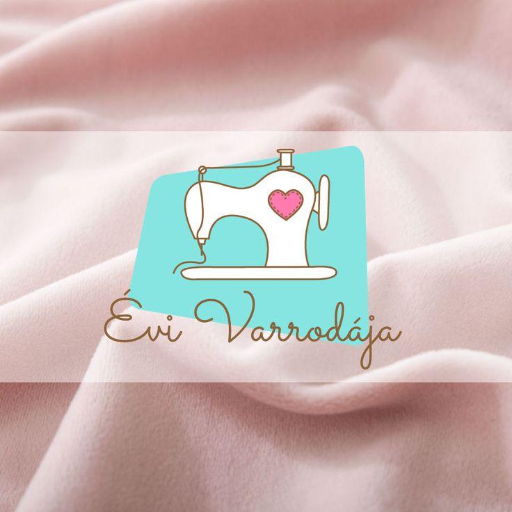 Sewing machine logo