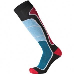 SOCKS SKI ODORZERO MEDIUM  [CA 0249]€ 22.00  Performance Ski sock Structure in ThermoCool Anatomical paddings in Wool ODOR ZERO silver based treatment