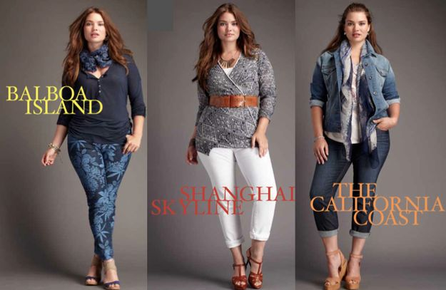 Lucky Brand Plus | 18 Affordable Plus Size Brands You Need To Know About