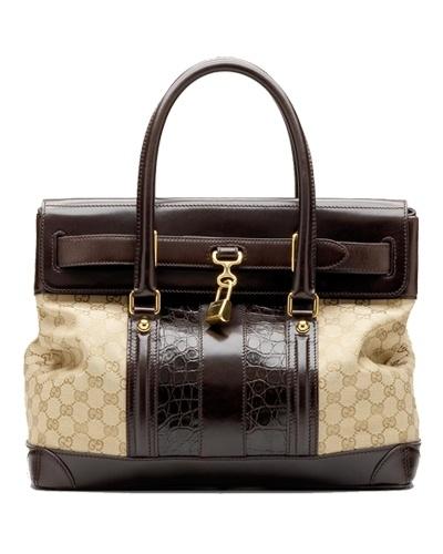 Gucci secret medium top handle bag - $399