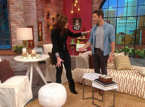 Nate Berkus Design Tips For Virgin Decorators