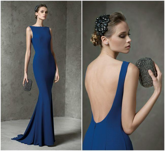 Los mejores vestidos de invitada con la nueva colección de Pronovias 2016 Image: 17