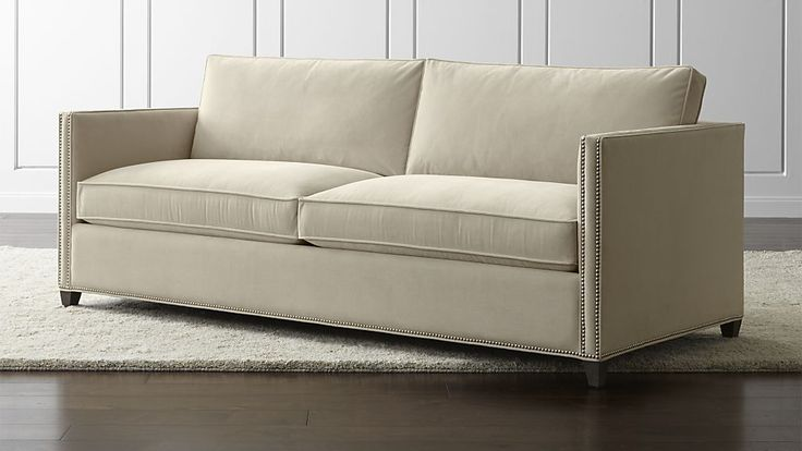 We designed dryden so you can make it yours sofa 39 s for Comfortable family sofa