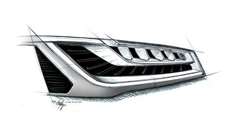 bmw lamp design sketch - Google Search