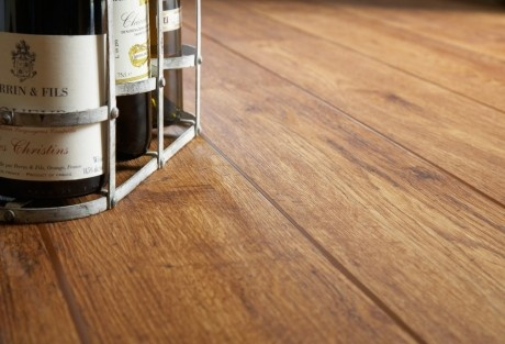 Vintage Timber Vinyl Flooring | Hunters at Home