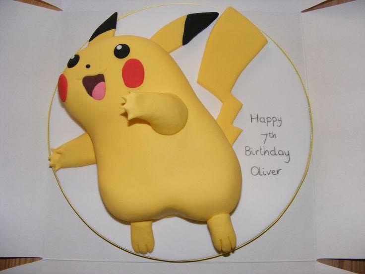 36 Best Images About Pokemon Cake On Pinterest Fondant