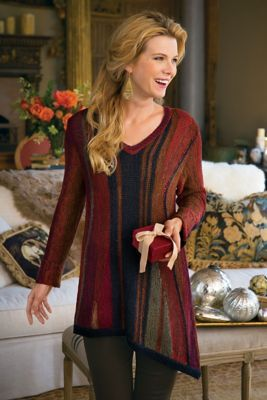 Idlewild Pullover from Soft Surroundings